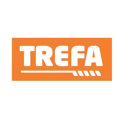 logo obchodu trefa supermarket