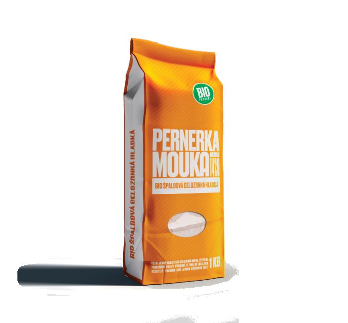 Bio Špaldová celozrnná mouka se vyznačuje jemnou oříškovou chutí a vůní a lze ji v jakémkoliv poměru kombinovat s běžnou pšeničnou moukou nebo ji v kuchyni zcela nahradit.