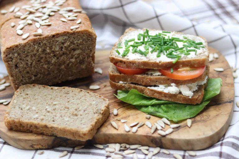 Žitný chleb se špaldovou Pernerkou