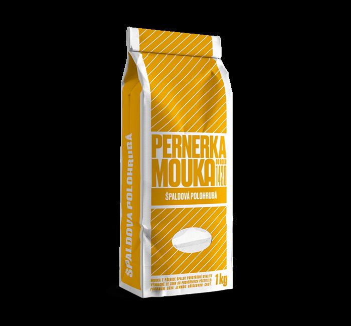 Špaldová mouka je vhodnou alternativou k mouce pšeničné. Pokrmům dává jemnou oříškovou chuť a vůni a lze ji s pšeničnou moukou míchat nebo ji i zcela nahradit.