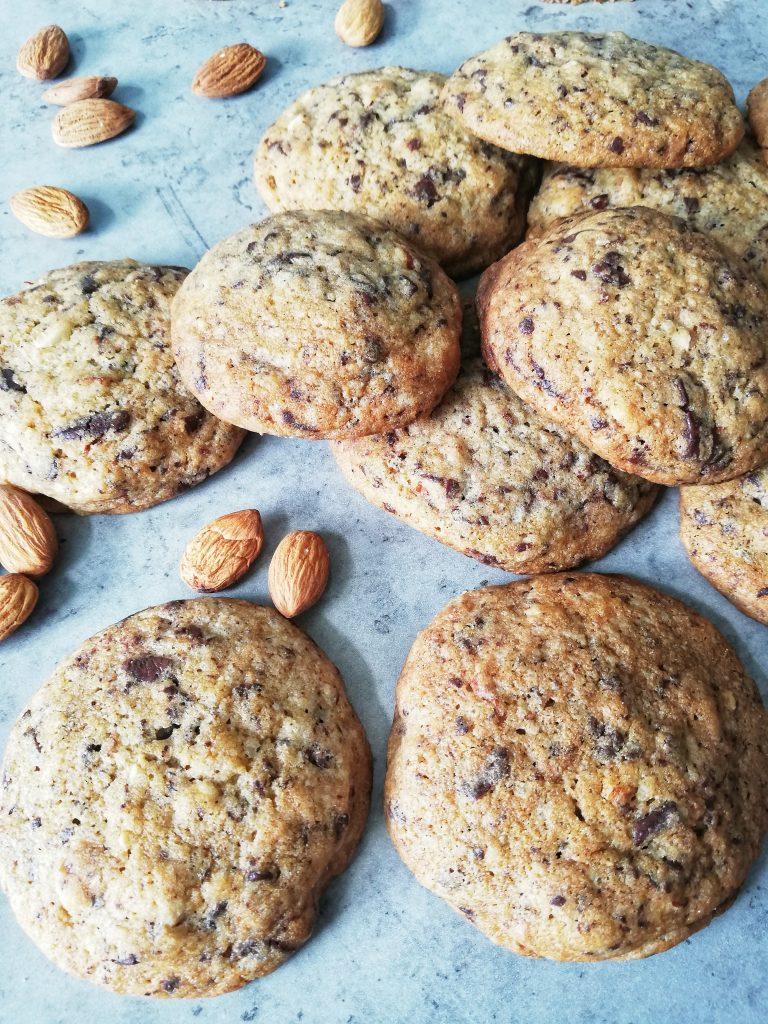 Cookies z rýžové mouky Pernerky